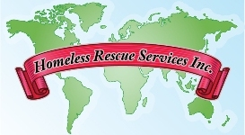 Homeless Rescue Services, Inc. Logo